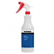 Mothers Professional Glass Cleaner Spray Bottle - dávkovací lahvička s rozprašovačem pro čistič skel, 946 ml