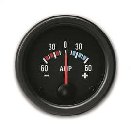 Přídavný ampermetr (60A) - Youngtimer