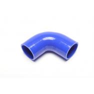 TurboWorks silikonová hadice - koleno 90° - 60mm vnitřní průměr, délka 100mm