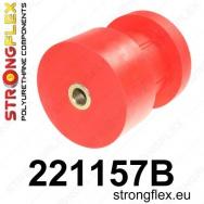Strongflex sportovní silentbloky Seat Toledo 92-99, silentblok zadní nápravy 57 mm