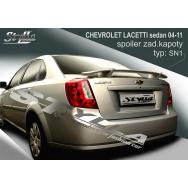 Stylla spoiler zadního víka Chevrolet Lacetti (2004 - 2011) sedan