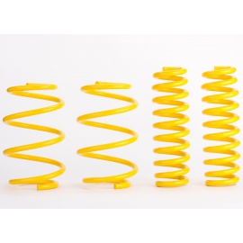 Sportovní pružiny ST suspensions pro Seat Leon (1P), r.v. od 09/05, 2.0FSi/2.0TSi/1.6TDi/1.9TDi/2.0TDi, snížení 50/40mm