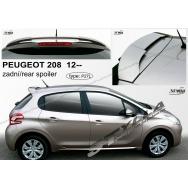 Stylla spoiler zadních dveří Peugeot 208 htb