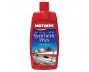 Mothers Marine Synthetic Wax - syntetický vosk na lodě, 473 ml