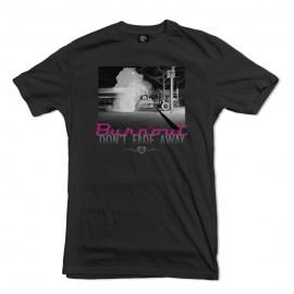 Wheel Whores tričko uni - Burnout, velikost XL