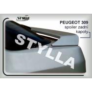 Stylla spoiler zadního víka Peugeot 309