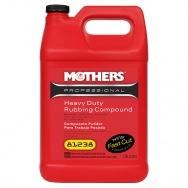 Mothers Professional Heavy Duty Rubbing Compound - vysoce účinná profesionální brusná a leštící pasta (abrazivní leštěnka), 3,785 l