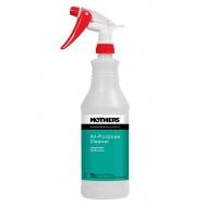Mothers Professional All Purpose Cleaner Spray Bottle - dávkovací lahvička s rozprašovačem pro univerzální čistič , 946ml