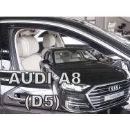HEKO ofuky oken Audi A8 (D5, od 2017) přední