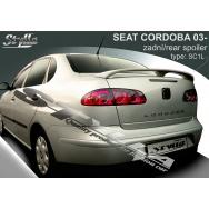 Stylla spoiler zadního víka Seat Cordoba (2003 - 2009)