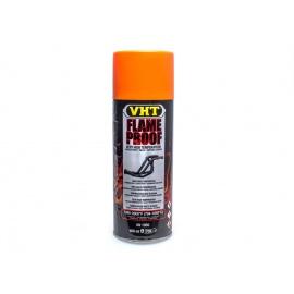 VHT Flameproof žáruvzdorná barva oranžová matná, do teploty až 1093°C
