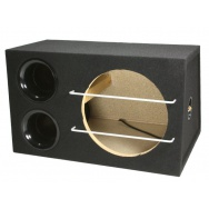 "Hollywood HESA 12 subwooferový box 12""/49.2 l"