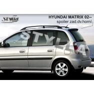 Stylla spoiler zadních dveří Hyundai Matrix (2001 - 2005) - horní