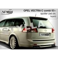 Stylla spoiler zadních dveří Opel Vectra C Caravan (2002 - 2008)
