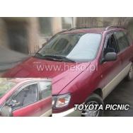 HEKO ofuky oken Toyota Picnic 5dv (1996-2001) přední