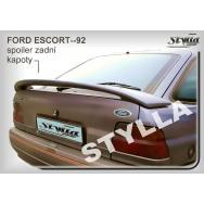 Stylla spoiler zadních dveří Ford Escort htb (1990 - 1992)