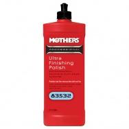 Mothers Professional Ultra Finishing Polish - jemná profesionální finišovací leštěnka, 946 ml