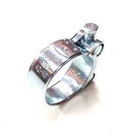T-spona pro tlakové hadice, průměr 42 - 46 mm