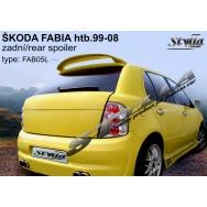 Stylla spoiler zadních dveří Škoda Fabia I (1999 - 2007) - horní