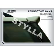 Stylla spoiler zadních dveří Peugeot 405 combi