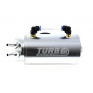TurboWorks Oil Catch Tank - stříbrný
