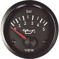 VDO přídavný tlakoměr oleje
