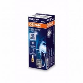 Autožárovky H3 12V 55W OSRAM COOL BLUE INTENSE, o 110% více světla