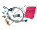 CryO2 Dual Purge Kit sada trysek pro rozptyl CO2 do atmosféry