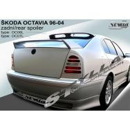 Stylla spoiler zadních dveří Škoda Octavia I htb (1996 - 2004) - horní
