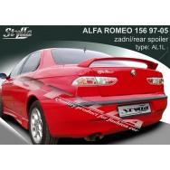 Stylla spoiler zadního víka Alfa Romeo 156