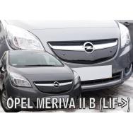 HEKO zimní clona Opel Meriva B (od 2014) facelift