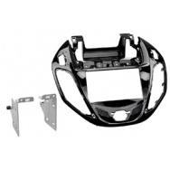 Rámeček autorádia 2-DIN Ford B-Max 06/2012-> černá