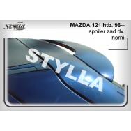 Stylla spoiler zadních dveří Mazda 121 (1996 - 2000) - horní
