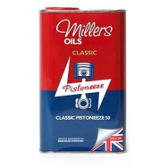 Motorový olej Millers Oils Classic Pistoneeze 50, 1L