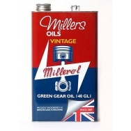 Převodový olej Millers Oils Classic Vintage Green Gear Oil 140 GL1, 5L