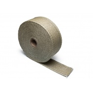 DEi Design Engineering termo izolační páska na výfuky, světle hnědá, šířka 50 mm, délka 15 m