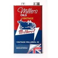 Motorový olej Millers Oils Classic Vintage Millerol 50, 5L