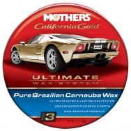 Mothers California Gold Pure Brazilian Carnauba Wax - neabrazivní karnaubský vosk - pasta, 340 g (krok 3)