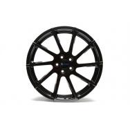 TA Technix XF5 ALU lité kolo konkávní 8,5x20 - černá lesklá, 5x112, 66,6/57,1 ET40, Pravá strana