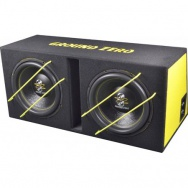 Subwoofer v boxu Ground Zero GZIB 2.3000SPL