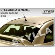Stylla horní spoiler na zadní sklo Opel Astra G htb (1998 - 2004)