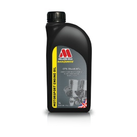 Plně syntetický závodní motorový olej Millers Oils NANODRIVE - Motorsport CFS 10w60 NT+, 1L