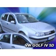 HEKO ofuky oken Volkswagen Golf IV htb/combi 5dv (1997-2004) přední + zadní