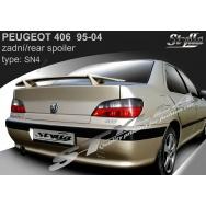 Stylla spoiler zadního víka Peugeot 406 sedan