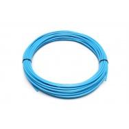 TA Technix hadice pro vedení vzduchu 6 mm - světle modrá