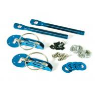 Sandtler rychlozajišťovací zámky kapoty - modré