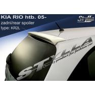 Stylla spoiler zadních dveří Kia Rio htb (2005 - 2011) - horní