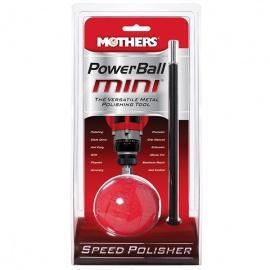 Mothers PowerBall Mini - pěnový nástroj s nástavcem pro leštění těch nejméně přístupných míst