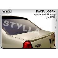 Stylla spoiler zadního víka Dacia Logan (2004 - 2011) sedan