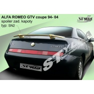Stylla spoiler zadního víka Alfa Romeo GTV